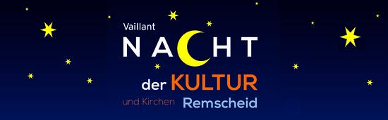 Von der Ferienwohnung in Remscheid aus auf die Vaillant Nacht der Kultur und Kirchen
